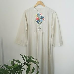 Coming soon!!! 70s Embroidered Caftan